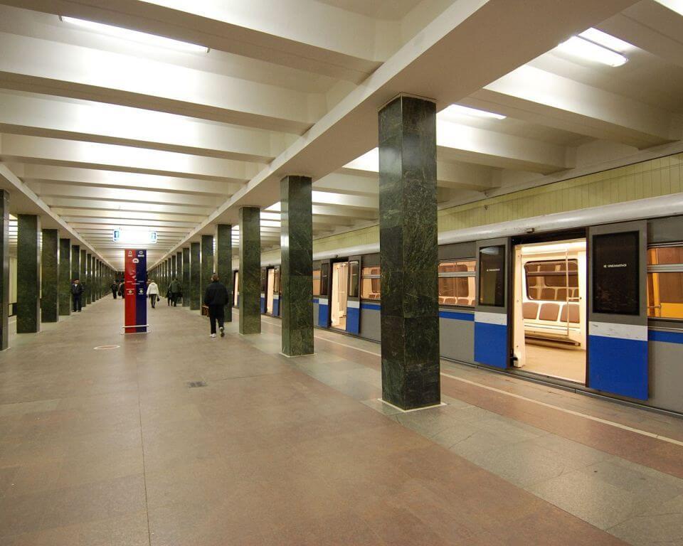 Станции метро москвы схема фото 456