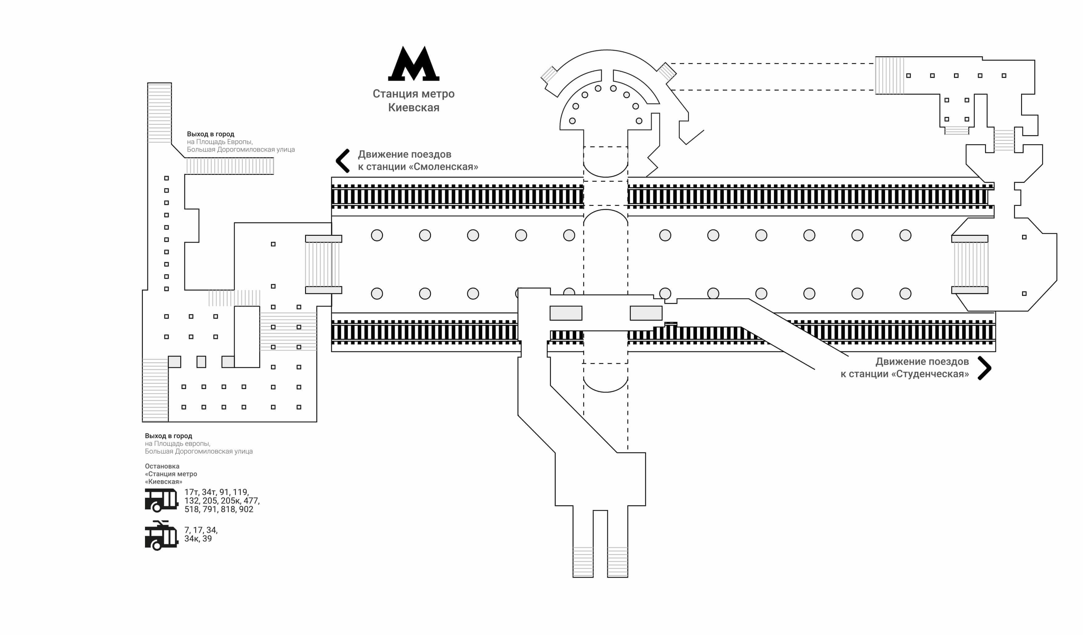 метро нахимовское схема