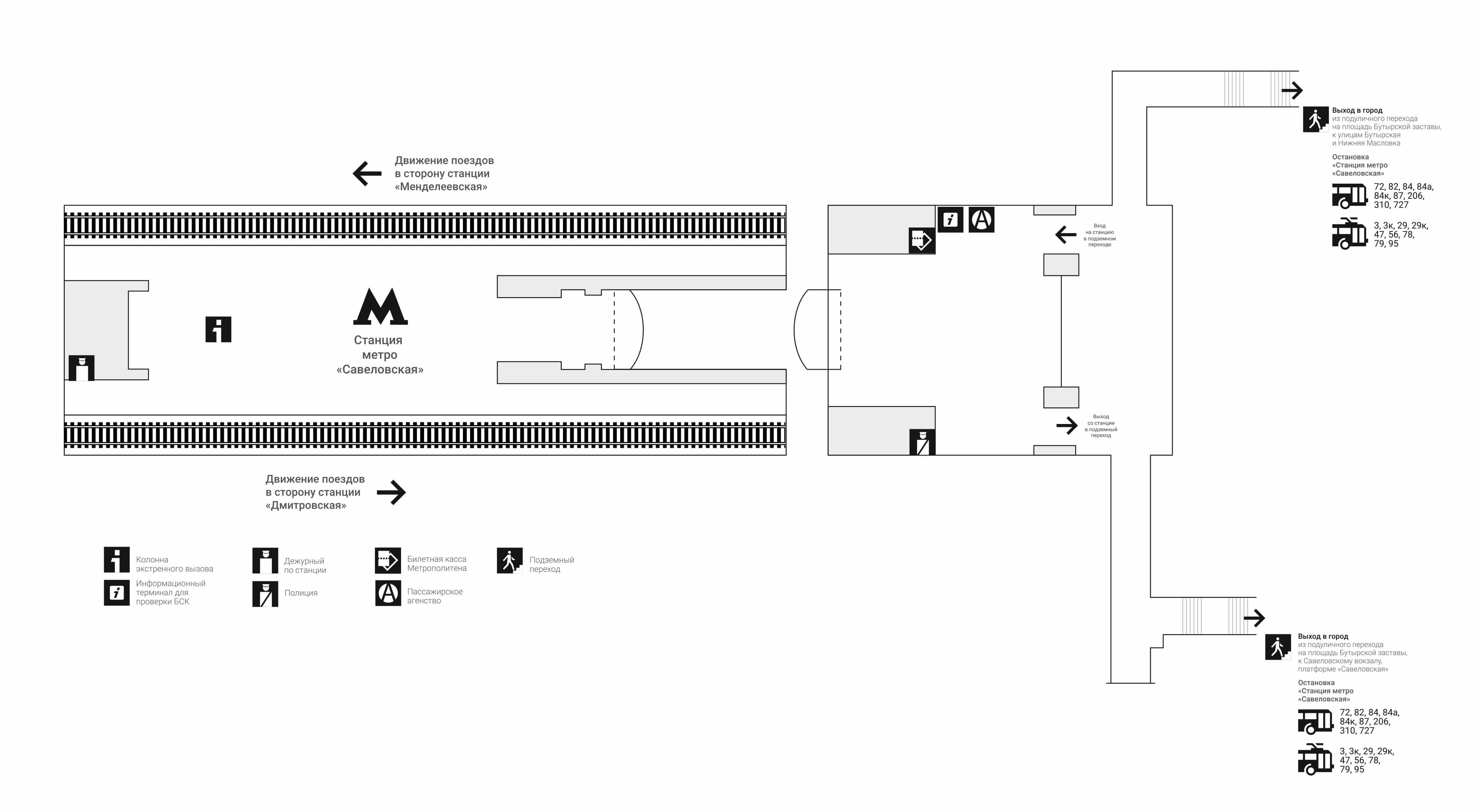 савёловский рынок компьютерный схема